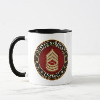 U.S. Marines: Master Sergeant (USMC MSgt) [3D] Mug