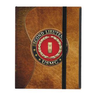 U.S. Marines: Second Lieutenant (USMC 2ndLt) [3D] iPad Cover