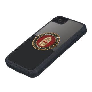 U.S. Marines: Sergeant Major (USMC SgtMaj) [3D] Case For The iPhone 5