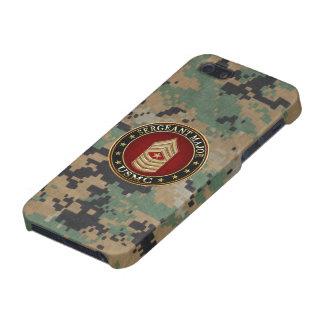 U.S. Marines: Sergeant Major (USMC SgtMaj) [3D] iPhone 5/5S Cases