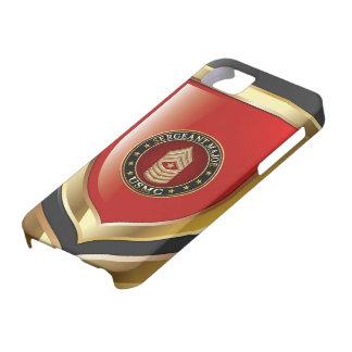 U.S. Marines: Sergeant Major (USMC SgtMaj) [3D] iPhone 5 Covers