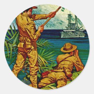 U.S. Marines ~ Signal Flag Stickers