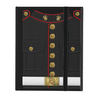 U.S. Marines: USMC Dress Uniform [3D] iPad Case
