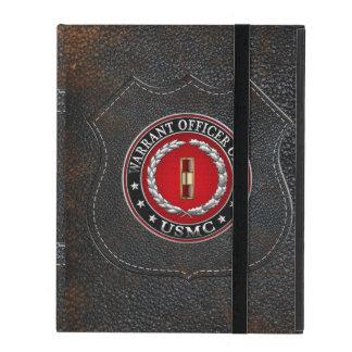 U.S. Marines: Warrant Officer One (USMC WO-1) [3D] iPad Case