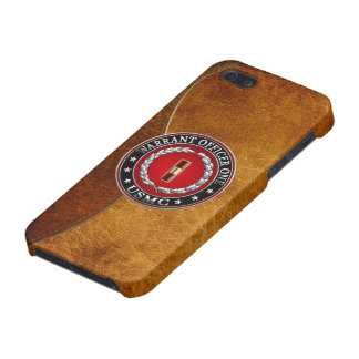 U.S. Marines: Warrant Officer One (USMC WO-1) [3D] iPhone 5 Covers
