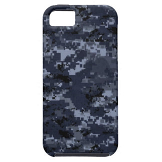 U.S. Military Blue Camouflage iPhone 5 Case