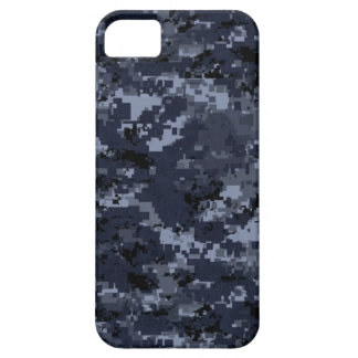U.S. Military Blue Camouflage iPhone 5 Covers