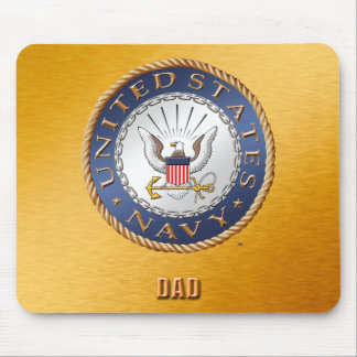 U.S. Navy Dad Mousepad