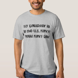 U.S. Navy Dad Shirt