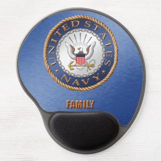 U.S. Navy Family Gel Mousepad Gel Mouse Mat