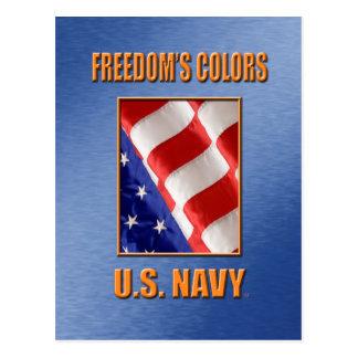 U.S. Navy  Postcard