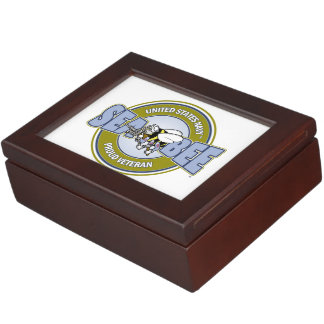 U.S. Navy Seabee Keepsake Box