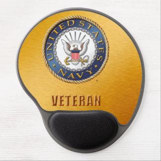U.S. Navy Veteran Gel Mousepad Gel Mouse Mat