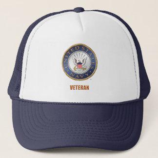 U.S. Navy Veteran Hat
