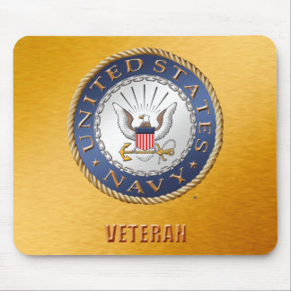 U.S. Navy Veteran Mousepad