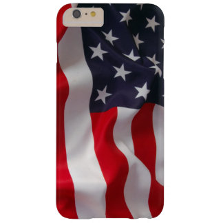 U.S. of A. Barely There iPhone 6 Plus Case