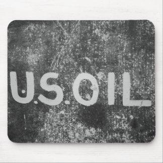 U.S Oil Mousepad