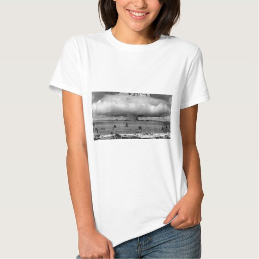 U.S. Operation Crossroads The Baker Explosion T Shirt