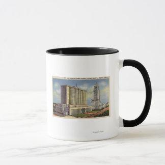 U. S. Post Office, City Hall, & Federal Building Mug