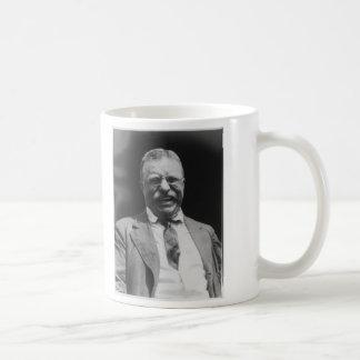 U.S. President Theodore Teddy Roosevelt Laughing Coffee Mug