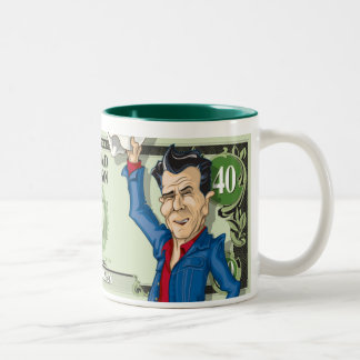 U.S. Presidents Mug Collection: #40 Ronald Reagan