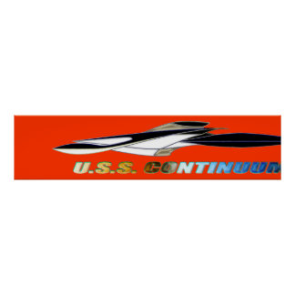 U S S CONTINUUM_MCC-1776_Theater Class Posters