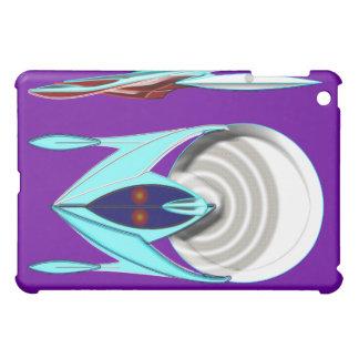 U S S FLYING OBJECT_MCC-1947_UFO Class iPad Mini Cases