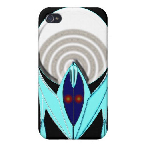 U.S.S. FLYING OBJECT_MCC-1947_UFO Class iPhone 4 Covers