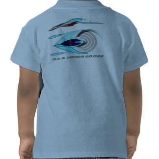 U S S FLYING OBJECT_MCC-1947_UFO Class T-shirts