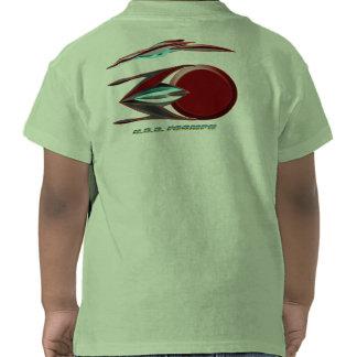 U S S FOOMPH_MCC-1777-F_Slingaero Class T-shirt