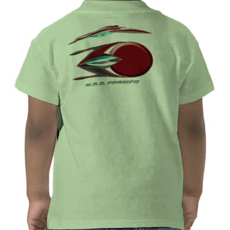 U.S.S. FOOMPH_MCC-1777-F_Slingaero Class T-shirt