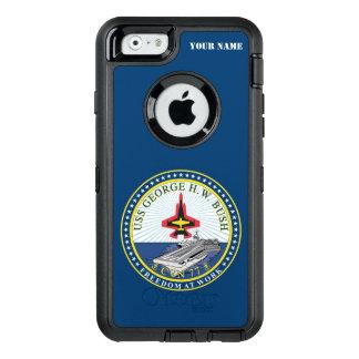 U.S.S. GEORGE H. W. BUSH OtterBox iPhone 6/6S CASE