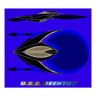 U.S.S. REENTRY_MCC-1775_Saloon Class Poster