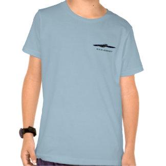 U S S REENTRY_MCC-1775_Saloon Class T-shirt
