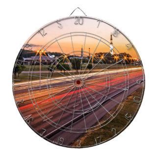 U.S. Space and Rocket Center at Sunset Dart Boards