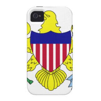U.S. Virgin Islands iPhone 4 Covers