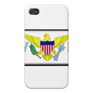 U.S. Virgin islands  iPhone 4 Cases