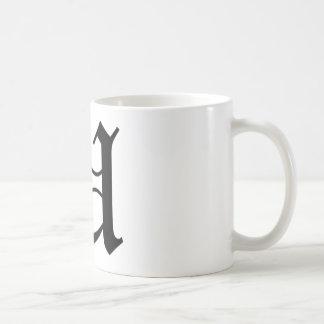 U-text Old English Coffee Mug