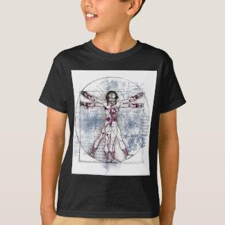 U.V MAN(Universal Vitruvian Man) T-Shirt