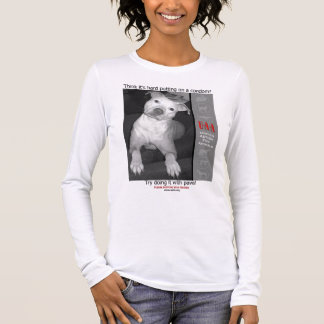 UAA Spay Neuter Clinics Long Sleeve T-Shirt