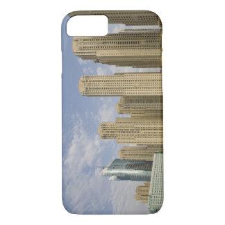 UAE, Dubai, Marina. Jumeirah Beach Residence iPhone 7 Case