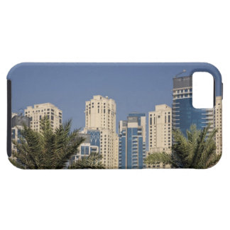 UAE, Dubai. Towers of Jumeirah Beach Residence iPhone 5 Covers