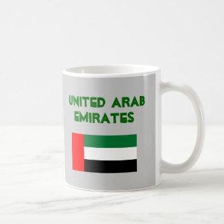 UAE United Arab Emirates* Country Code Mug