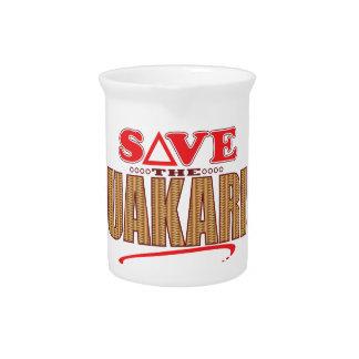 Uakari Save Pitcher