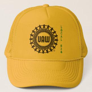 UAW/John Deere safety bump cap Local 838