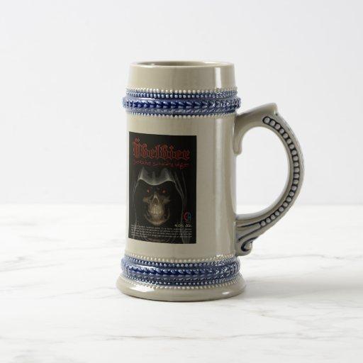 Übelbier Deutsche Schwärzlager Coffee Mug