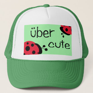 uber cute ladybugs hat