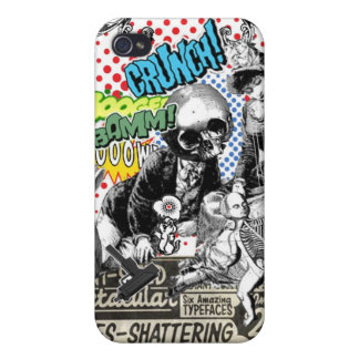 uber funk iphone cover iPhone 4 covers