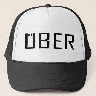 UBER GEAR FOR UBER DRIVERS EVERYWHERE ! TRUCKER HAT
