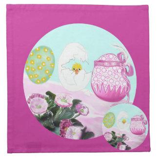 Überraschungsei Easter napkins